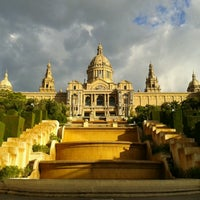Photo taken at Museu Nacional d'Art de Catalunya (MNAC) by DEM G. on 5/22/2013