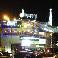 Снимок сделан в Dream Town, 1 линия пользователем Tanya B. 12/28/2012