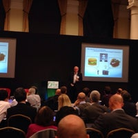 Photo taken at The Open Group Conference London #ogLON by Andrew J. on 10/21/2013