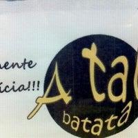 Photo taken at A Tal Batata!!! by Nayara S. on 11/3/2012