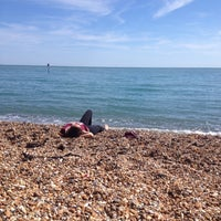 Photo taken at Folkestone Seafront by Александра Р. on 8/2/2015