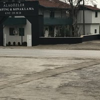 Photo taken at topçuoğlu petrol ltd by Alagoz Camping Konaklama K. on 6/1/2017