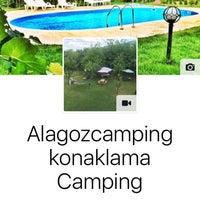 Foto tirada no(a) Room room Boutique Hotel por Alagoz Camping Konaklama K. em 7/18/2017