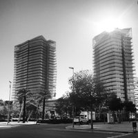 Photo taken at Torres Diagonal Litoral by Luis P. on 12/3/2012