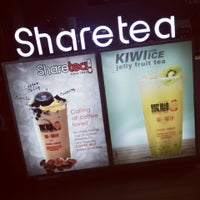 Photo taken at Share Tea by Ramadhani T. on 6/24/2014