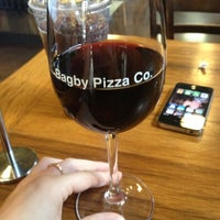 Photo taken at Bagby Pizza Co. by Bobbie B. on 11/30/2012
