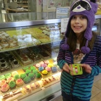 Photo taken at Ambrosia Bakery by Tom B. on 3/8/2013