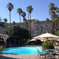 Photo taken at Hotel Lucerna Mexicali by Luis G. on 5/14/2013