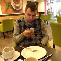 Photo taken at Теремок by Artem C. on 1/10/2013