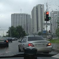 Снимок сделан в Автостанция «Партизанская» пользователем Daria Z. 5/23/2013