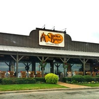 Photo taken at Cracker Barrel Old Country Store by Faith H. on 12/14/2012