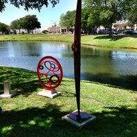 Photo taken at Cottonwood Park by Faith H. on 5/4/2013
