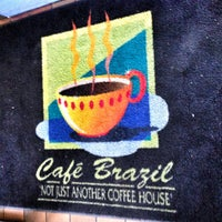 Photo taken at Cafe Brazil by Faith H. on 2/22/2013