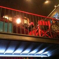 Photo taken at Klub Kino Grič by Barış K. on 11/3/2012