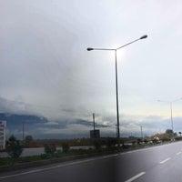 Photo taken at Manisa - Akhisar Yolu by Erman E. on 11/22/2013