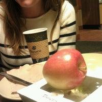 Photo taken at Panera Bread by Marina V. on 12/21/2012
