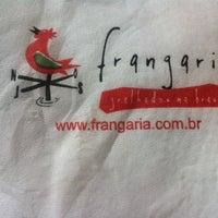 Photo taken at Frangaria by Alex L. on 11/25/2012