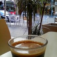 Photo taken at Cafetería Mónaco by Jordi P. on 4/11/2016