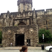 Photo taken at Eastern State Penitentiary by Evan S. on 6/8/2013