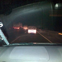 Photo taken at Simpang Tol Cikampek-Purbaleunyi by Deni F. on 9/20/2013