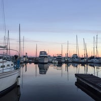 Photo taken at St Johns Yacht Harbor by Danika L. on 1/31/2016
