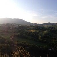 Foto scattata a La Rocca Dei Malatesta da Alexandr V. il 7/7/2013
