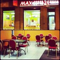 Photo taken at MAX-бургер by Бенцион В. on 9/23/2014