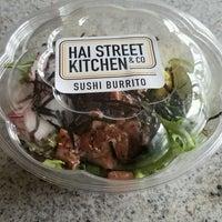 Photo taken at Hai Street Kitchen & Co. by Monique R. on 3/1/2017