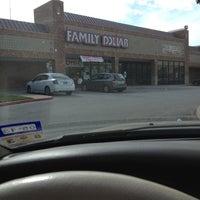 Photo taken at Family Dollar by Linda W. on 11/10/2012
