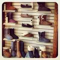 Photo taken at The Next Step Footwear at Brambleton by Brambleton B. on 9/28/2012