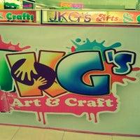 Photo taken at JKG's Arts & Crafts by Rose N. on 1/27/2013