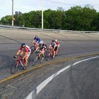 Photo taken at Garden State Velodrome @ Wall Stadium by GetOutsideNJ Jeff on 5/21/2014