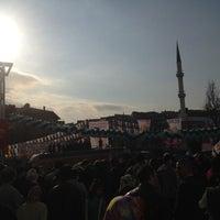 Photo taken at Sultangazi Kültür Merkezi by Celal G. on 3/18/2014