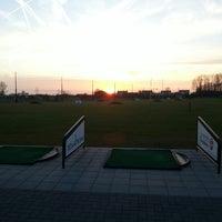 Photo taken at Golfbaan Tespelduyn by Peter V. on 4/14/2013