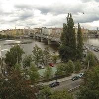 Photo taken at Prague Holiday Apartments by Андрей Т. on 9/15/2013