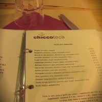 Photo taken at La Chiccoteca Bio Food by Alessia P. on 10/31/2012