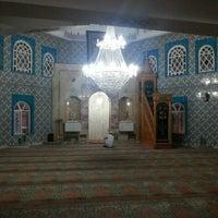 Photo taken at Rusçuk Camii by İbrahim G. on 9/19/2013