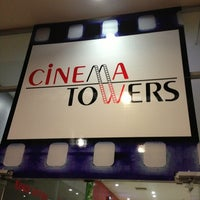 Photo taken at Cinema Towers 3D by Руслан К. on 3/9/2013