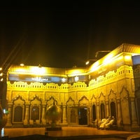 Photo taken at Indian Palace by Basit A. on 11/4/2012