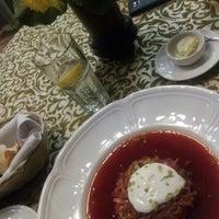 Photo taken at Villa Margaretha Hotel Tartu by Elena N. on 5/10/2014