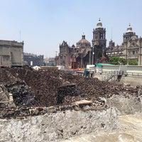 Foto tomada en Museo del Templo Mayor por Maribel R. el 5/19/2013