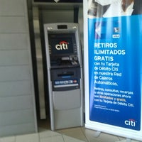 Photo taken at Banco Citi by Cindy A. on 7/25/2013
