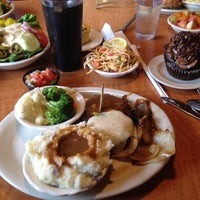 Photo taken at Luby's by Victor D. on 7/19/2014