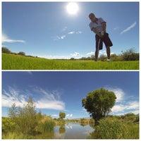 Photo taken at Del Lago Golf Club by Bravo on 10/11/2014