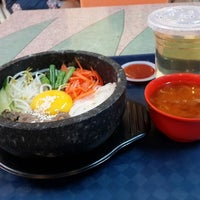 Photo taken at SamWon 삼원 집 Express by ichie w. on 3/19/2014