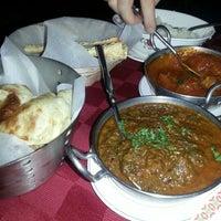 Photo taken at Indian Garden Restaurant by Carmen R. on 12/9/2012