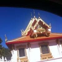 Photo taken at Wat Mongkolratanaram Buddhist Temple by Cookie M. on 11/11/2012