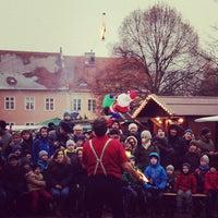 Das Foto wurde bei Domäne Dahlem von Dennis S. am 12/2/2012 aufgenommen