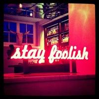 Das Foto wurde bei The Brooklyn von Kolja am 12/25/2012 aufgenommen