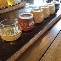 7/28/2018 tarihinde Chris E.ziyaretçi tarafından Solace Brewing Company'de çekilen fotoğraf
